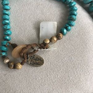Chan Luu Jewelry - New with tags Chan Luu turquoise necklace